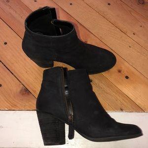 Black BP booties